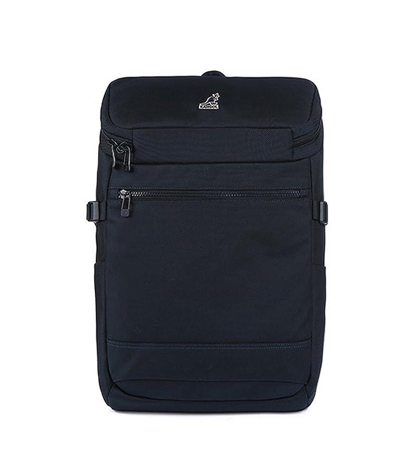 魅惑的な半球代表団【カンゴール】 KANGOL Hub Backpack 1135_Navy 【並行輸入品】 HOIPOY
