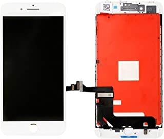 G&R New White LCD screeen Replacement Compatible with iPhone 7 4.7