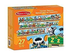 Bodenpuzzle, Floor Puzzle, Alphabet Express