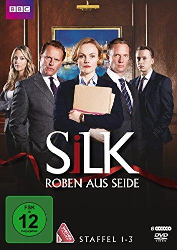 Silk - Roben aus Seide - Komplette Serie