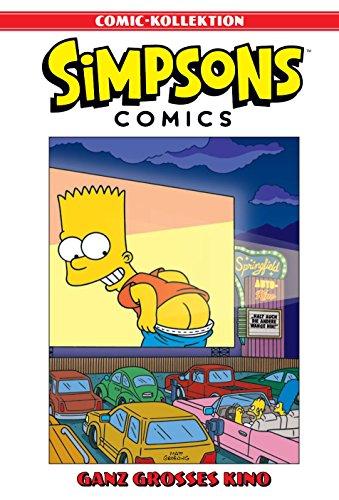 Simpsons Comic-Kollektion: Bd. 9: Ganz großes Kino