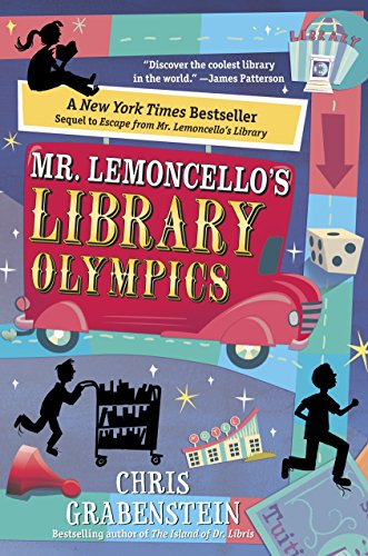 Image of Mr. Lemoncello's Library Olympics
