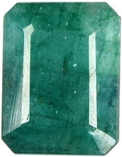 Esmeralda verde natural de 10,50 quilates con certificado Egl verde esmeralda, piedra preciosa suelta esmeralda verde esme...
