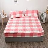 Xiaomizi Las sábanas planas son transpirables, te mantienen fresco y cómodo. Esta sábana es muy suave y sedosa.