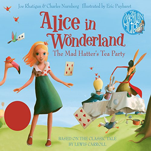 Alice in Wonderland: The Mad Hatter's Tea Party cover art