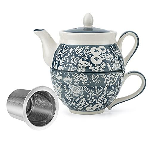 La mejor comparación de Juegos de té individuales los preferidos por los clientes. 1