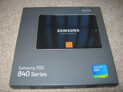 Samsung 840 MZ-7TD250 250GB 2.5 SATA III Internal Solid State Drive (SSD)