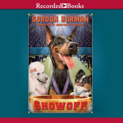 Showoff Audiobook By Gordon Korman cover art