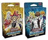 Yu-Gi-Oh! SS01/SS02 Speed Duel Starter Decks Set mit 2 Destiny Masters und Duelists of Tomorrow -
