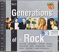 Generations of Rock Vol 2