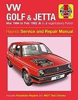 VW Golf & Jetta Mk 2 Petrol (84 - 92)