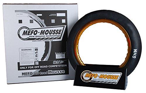 66324 - Mousse remplie de mousse sans chambre à air MEFO 14´´ 90/100-14