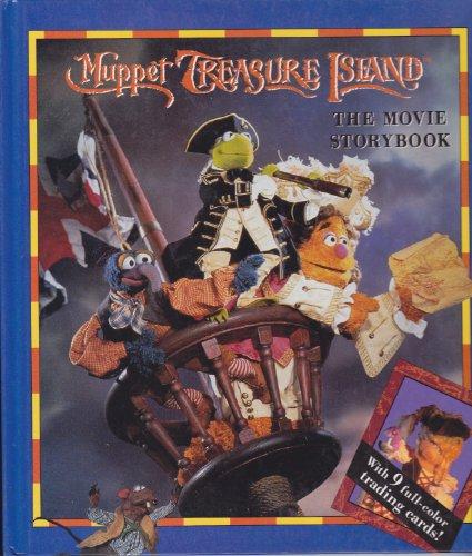 Muppet treasure island: the movie storybook (Muppets)
