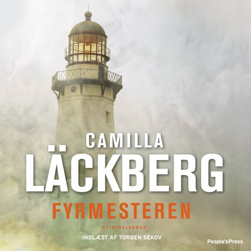 Fyrmesteren [The Keeper] audiobook cover art