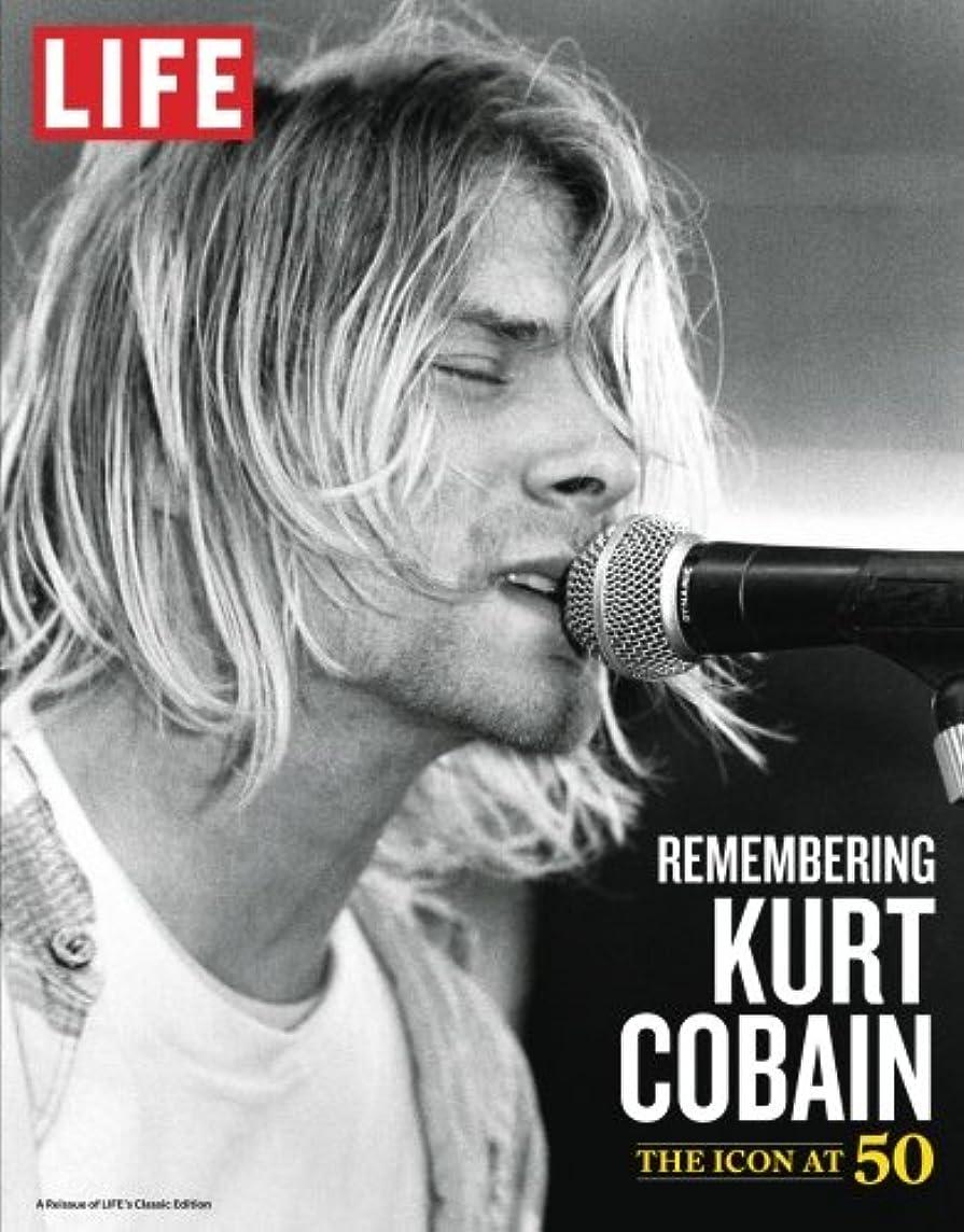 爪阻害する獲物LIFE Remembering Kurt Cobain: The Icon at 50