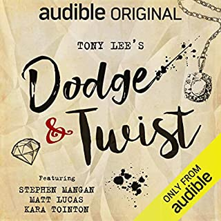 Dodge & Twist cover art