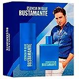Bustamante - Esencia In Blue 100 Ml + Desodorante 150 Ml Para Hombres