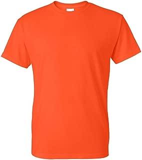 DryBlend 5.6 oz., 50/50 T-Shirt (G800) ORANGE