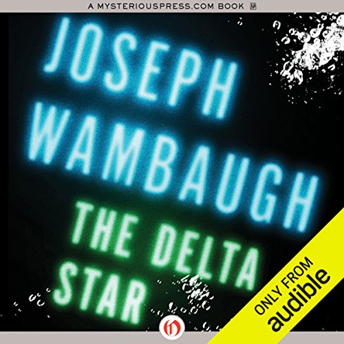 The Delta Star audiobook cover art