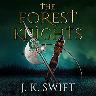 The Forest Knights Box Set audiobook cover art