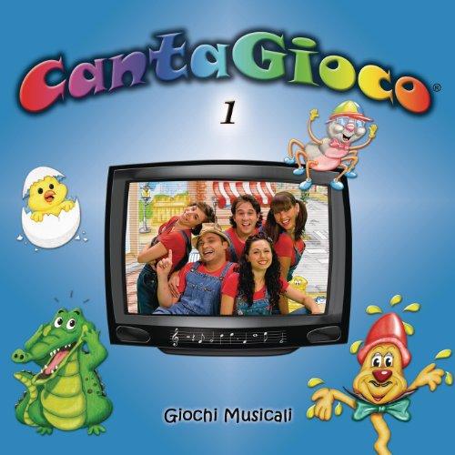 Cantagioco Vol. 1