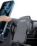 Avolare【2021 Upgrade】Handyhalter fürs Auto, Handyhalterung Auto Lüftung Universal KFZ Halterungen Kompatibel mit iPhone 12/12 Pro/11/11 Pro/Xs/Xr/X/8/7, Samsung s10/s9/s8, Huawei(Matte Schwarz)