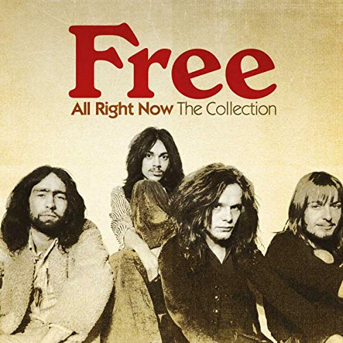 All Right Now: Collection
