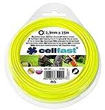 Cellfast CE35014 - Cortaborde eléctrico de jardín