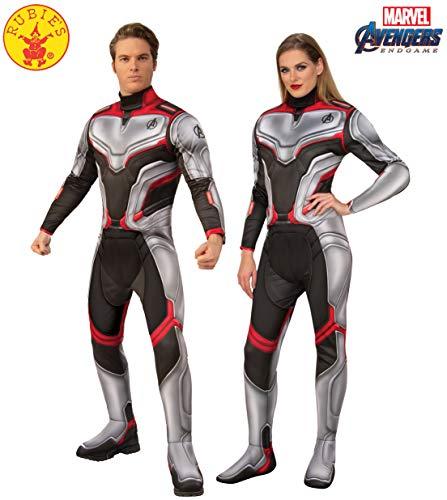 Rubie's, Costume Ufficiale Avengers Endgame Team Suit, da Uomo
