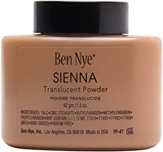 Sienna Powder, 1.5 Ounce by Ben Nye