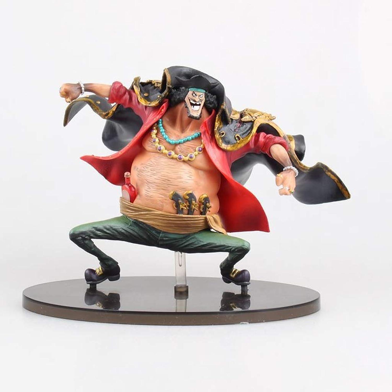 RFJJAL One Piece - modellolo di Barba Nera Regalo Regalo di Festa   artigianato15cm