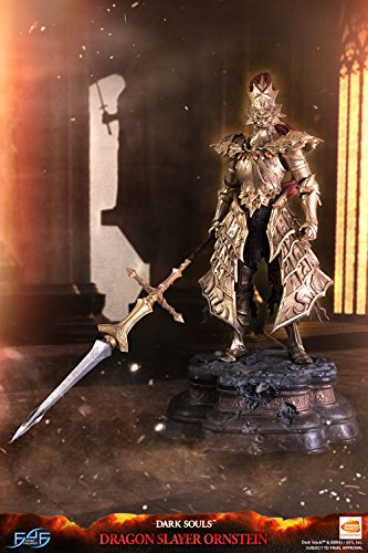 First 4 Figures Dark Souls III Dragon Slayer Ornstein Statue