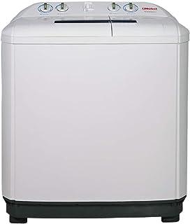 Nobel Twin Tub Semi Automatic Washing Machine,9 Kg - NWM9001