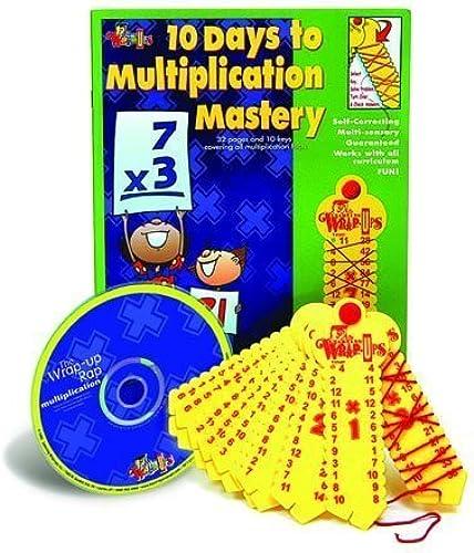 saludable Multiplication Mastery Kit Kit Kit w CD by Learning Wrap Ups  ventas en línea de venta