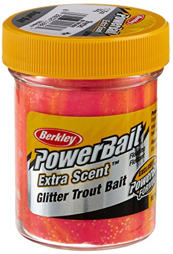 Berkley Powerbait Glitter Sherbet (Limonade)