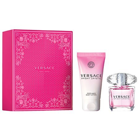 Versace: Bright Crystal Set 30 ml EdT + 50 ml Body Lotion
