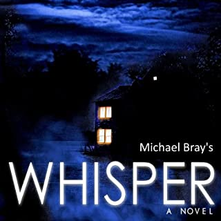 Whisper audiobook cover art