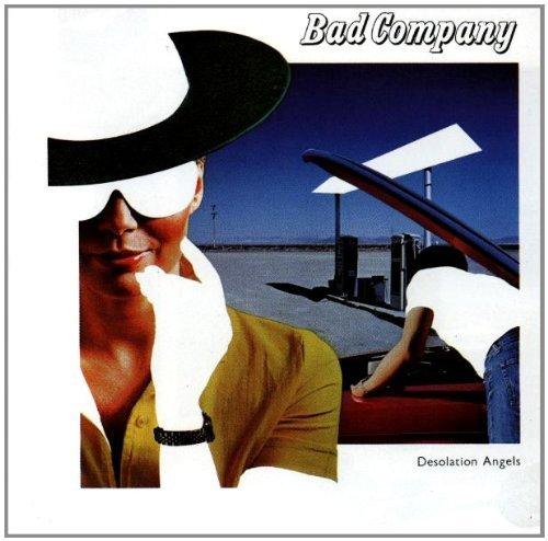 Desolation Angels Original recording remastered Edition by Bad Company (1994) Audio CD