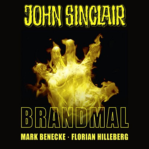 Brandmal (John Sinclair Sonderedition 7) Titelbild