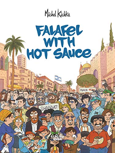 Falafel with Hot Sauce (English Edition)