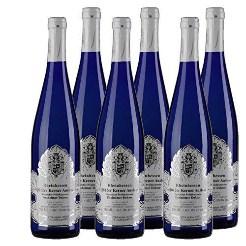 Dexheimer Doktor Kerner Auslese Weißwein Rheinhessen 2019 edelsüß (6x 0.75 l)