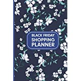 Black Friday Shopping Planner: Ultimate Shopping Organizer and Planner (family) with Gift, Holiday Shopping List, Order.