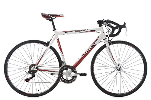 KS Cycling Rennrad 28'' Piccadilly weiß RH 59 cm