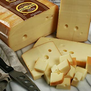 igourmet Smoked Jarlsberg (R) Cheese (7.5 ounce)