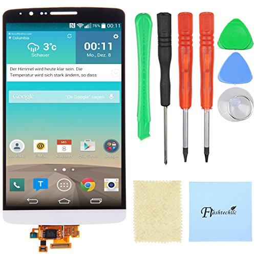 LCD Display Touch Screen Digitizer Assembly for LG G3 D850 D851 D855 VS985 LS990