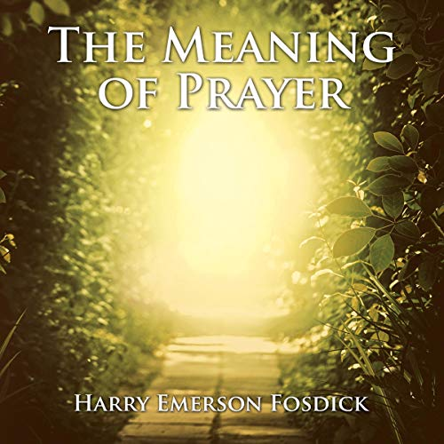 The Meaning of Prayer cover art