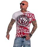 Camiseta Yakuza Original Yakuza Club Weiß XL