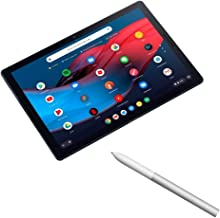 """$989 Get Google Pixel Slate 12.3"""" 2 in 1 PC Tablet - 3000x2000 Touchscreen - Core i5 (up to 3.90 GHz) - 8GB Memory - 128GB Storage - USB Type C - Fingerprint Reader - Dual Cam w/Silver Pixelbook Pen"""