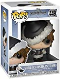 Funko Kingdom Hearts Sora (Christmas Town) Vinyl Figure 449 Pop! Standard...