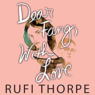 Dear Fang, with Love audiobook cover art
